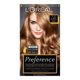 Tinte Preference 7.3 Loréal Paris