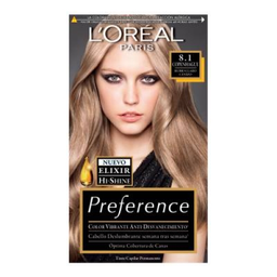 Tinte Preference 8.1 Loréal Paris