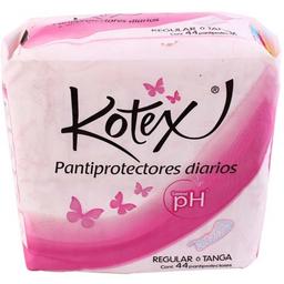 Kotex Pantiprotectores  Pantiprotectores Regular