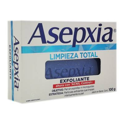Asepxia Jabón Exfoliante