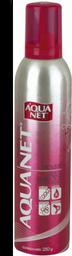 Mousse Aqua Net Capilar Con Keratina Rizos Perfectos 250 g