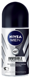 Nivea Men Antitranspirante Invisible Power Roll On