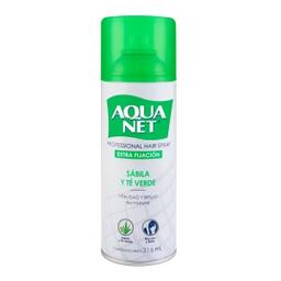 Spray Aqua Net Capilar Modelador Con Aloe Vera y Té Verde