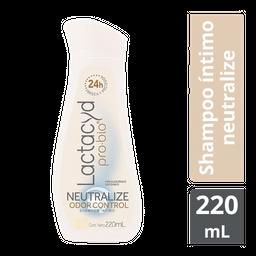 Lactacyd Neutralize Shampoo Intimo Odor Control 220 mL