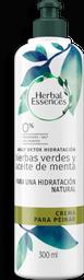 Crema Para Peinar Herbal Essences Daily Detox Hidratación 300 mL