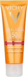 Protector Solar Fps 50 Anti-Edad Idéal Soleil Vichy 50Ml