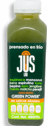 Jus Lab Green Power 350 ml