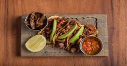 Tacos Gauchos de bistec
