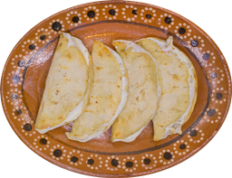Quesadillas de Maíz