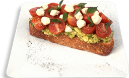 Avocado Toasts Tradicional