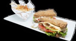 Sándwich Turkey