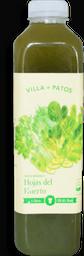 Jugo Villa de Patos Hojas del Huerto Botella 1 L