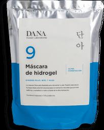 Mascara hidrogel mes (9 piezas)