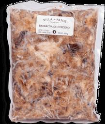 Cordero Barbacoa 500 g