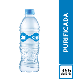Agua Ciel Natural 355 ml