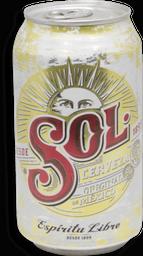 Cerveza Sol 355 ml