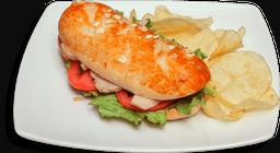Sandwich Pavo o Pollo
