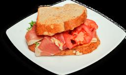 Sandwich Jamón Serrano