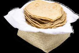 Tortillas de Maíz Blanco