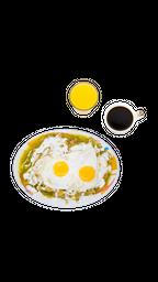 Desayuno Ejecutivo Huevos