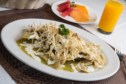 Desayuno Ejecutivo Chilaquiles
