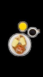 Desayuno Ejecutivo Molletes