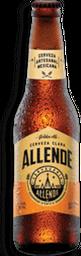 Cerveza Allende Oscura 355 ml