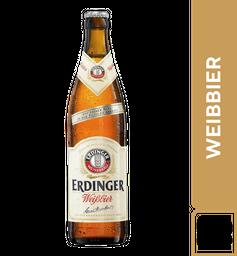 Cerveza Erdinger Weibbier Clara 500 ml