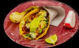 Taco Adobada (Harina)