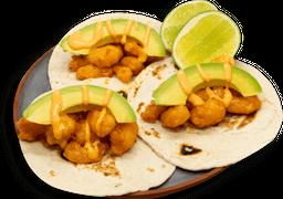 Tacos de Camarón Roca