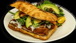 Sandwich Pollo Tocino