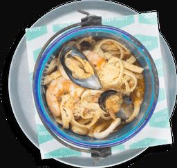 Fetuccini de Mariscos