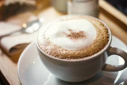 Cappuccino Piquete Colibrí