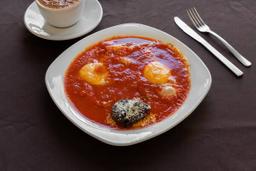 Huevos a la Penca