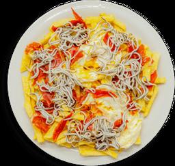 Huevos Rotos con Gulas
