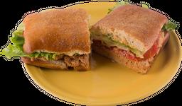 Sándwich de Atún al Chipotle