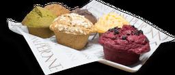 Caja de 6 Muffins