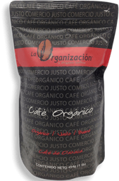 Café en Grano La Organización 454 g