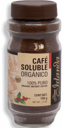 Cafe soluble 100gr (finca irlanda) Finca Irlanda 100 g