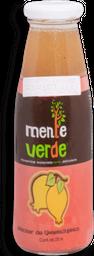 Nectar de guayaba organico Mente Verde 250 ml