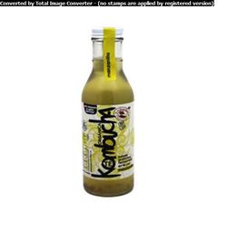 Té kombucha manzanilla La cocina Verde 367 ml