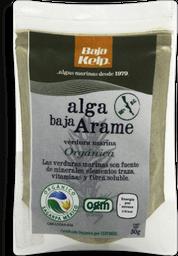 Alga Arame Polvo Baja Kelp 50 g