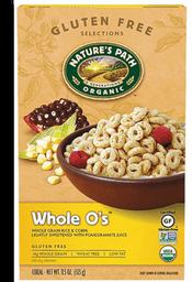 Cereal Whole Os Arroz y Maíz Inflado 325 g