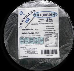 Tortillas azules nepantla Nepantla 12pz/360g