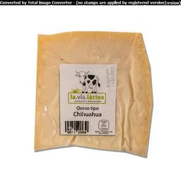 Queso chihuahua  (via lactea) Vía Láctea Kilo