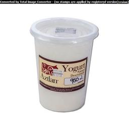 Yoghurt descremado 950 ml (aztlan) Aztlán 950 ml