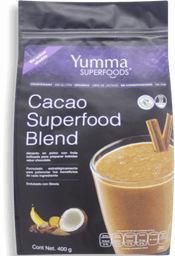 Cacao Superfood Blend Yumma 400 g