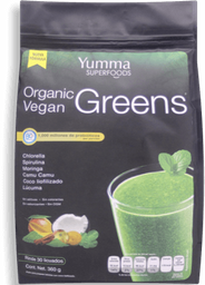 Green superfood blend Yumma 360 g