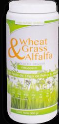 Jugo de wheatgrass c/alfalfa 300 g Sabia Madre Tierra 300 g