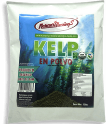 Kelp en polvo Natures Blessings 200 g